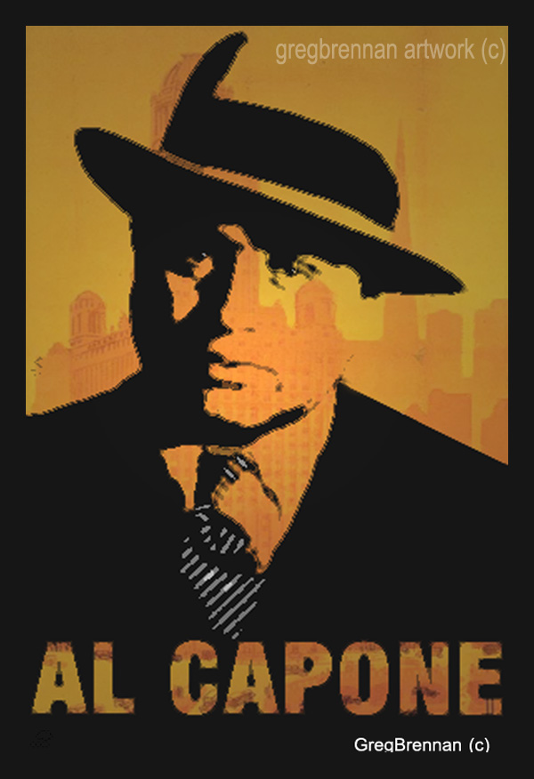an analysis of the topic of al capone gangster This paper presents an analysis of the criminal (al) scarface capone al capone rags to riches al capone is by far the most famous gangster in america.